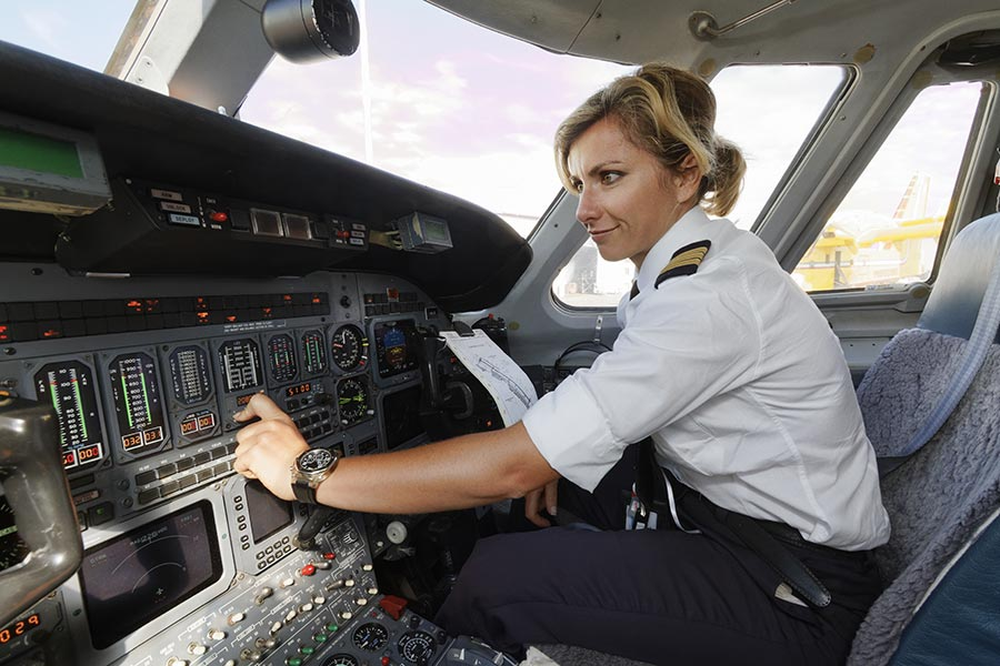 zero experience to airline pilot